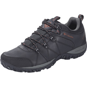 Columbia Peakfreak Venture Shoes Waterproof Men, black / gypsy
